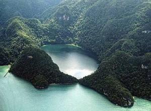 Dayang Bunting Lake