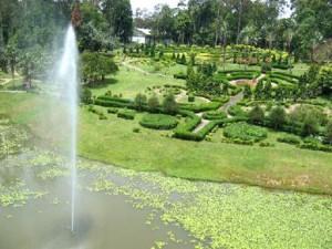 Agricultural Park four season house