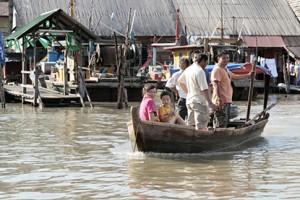 Kuala Sepetang boat ride