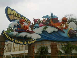 Melaka Wonderland Theme Park and Resort