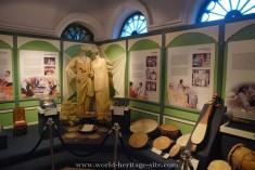 Penang Islamic Museum interior