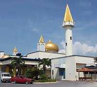Perlis Royal Mosque
