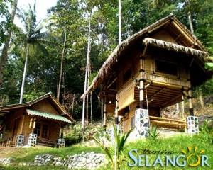Rumah Buluh Betong Resort