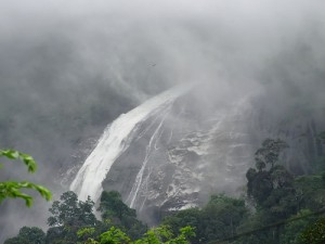 Gunung Stong Waterfall