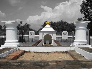 Hang Tuah Mausoleum