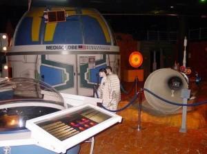 National Planetarium Display