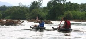 Perak River Kayak Activity