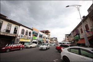 Port Dickson Town