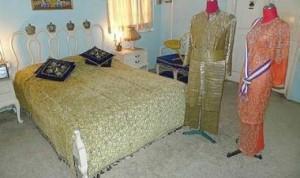 Royal Museum Kelantan Bedroom