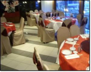 Royal Selangor Club Restaurant