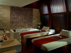 Spa treatment centre