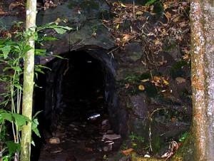 Tanjung Kubong Tunnel