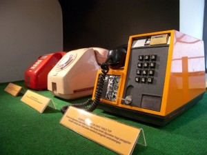 Telecommunication Museum Display