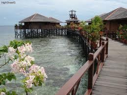 Balung River Eco Resort chalet