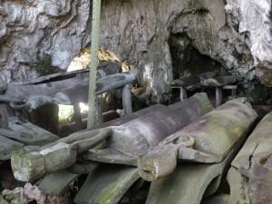 Batu Tulug coffin