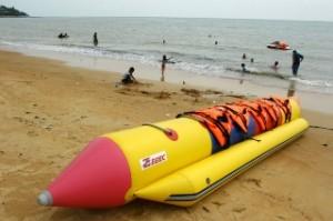 Blue Lagoon Beach water sports