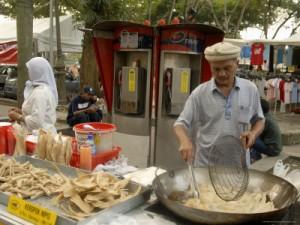 Central Market KL foods