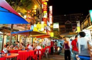 China Town Kuala Lumpur Night Market