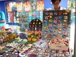 Gaya Street souvenir