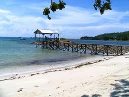 Kampung Kuala Abai beach