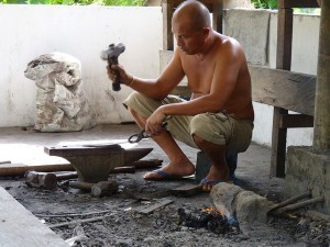 Kampung Siasai parang