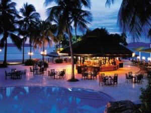 Tanjung Aru Resort & Spa dining