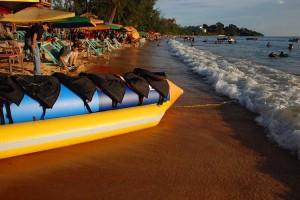 Teluk Kemang Beach