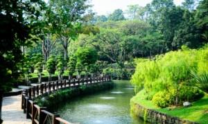 Lake Gardens Park Kuala Lumpur