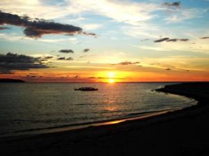 Libaran Island sunset