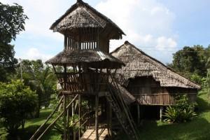 Maranjak Longhouse Homestay