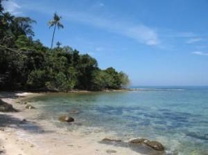 libaran island beach