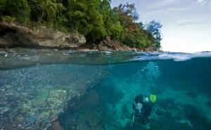 Pulau Tiga scuba diving