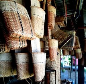 rumbia handicrafts