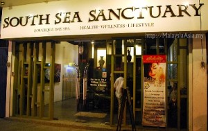 South Sea Sanctuary Day Spa