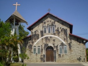 St. Michael's Church Penampang