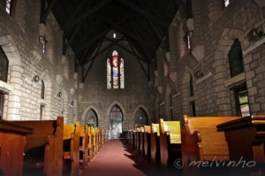 St. Michael's and All Angels Church interior