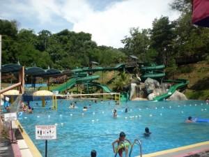 Water World Theme Park sabah