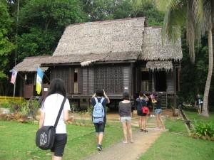 Kedah Long Roofed House