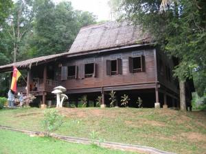 Negeri Sembilan Long Roofed House