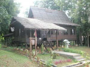 Selangor Long Roofed House