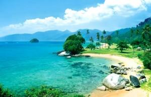 Tioman Marine Park beach