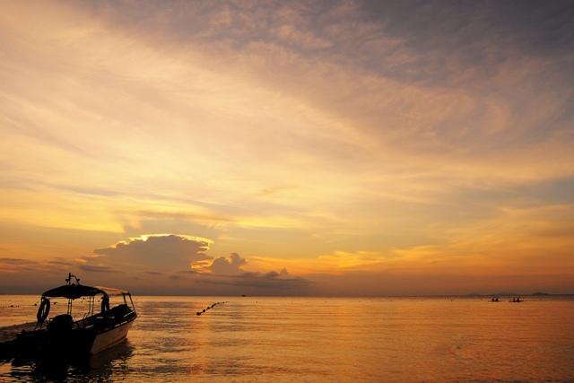 Bidong Island sunset