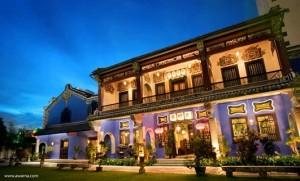 Cheong Fatt Tze Mansion