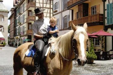 horse riding in bukit tinggi