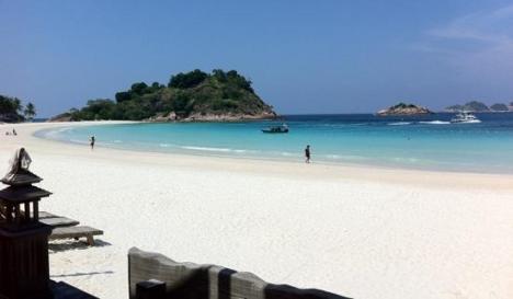 redang beach