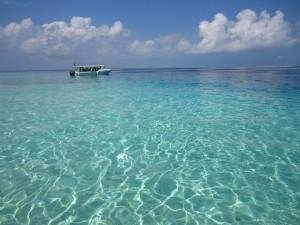 Arrive to Mataking island