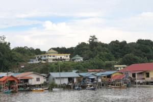 Bako boat ride
