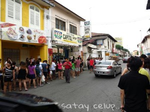 Capitol Satay Celup