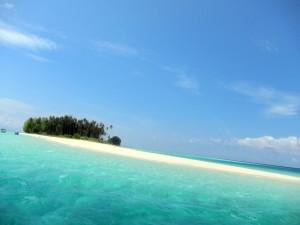Depart from Pulau Sibuan