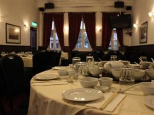 Function Room - Dinner Set-up